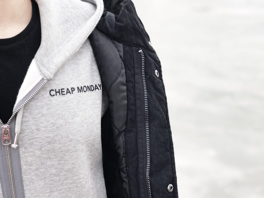 Mode homme Cheap Monday