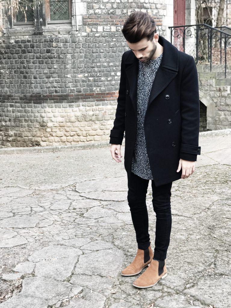 mode homme camel
