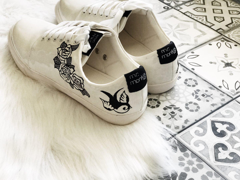 Mr Monkies chaussure