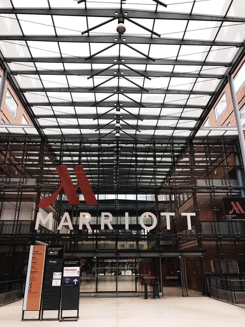 Marriott Hotel Lyon