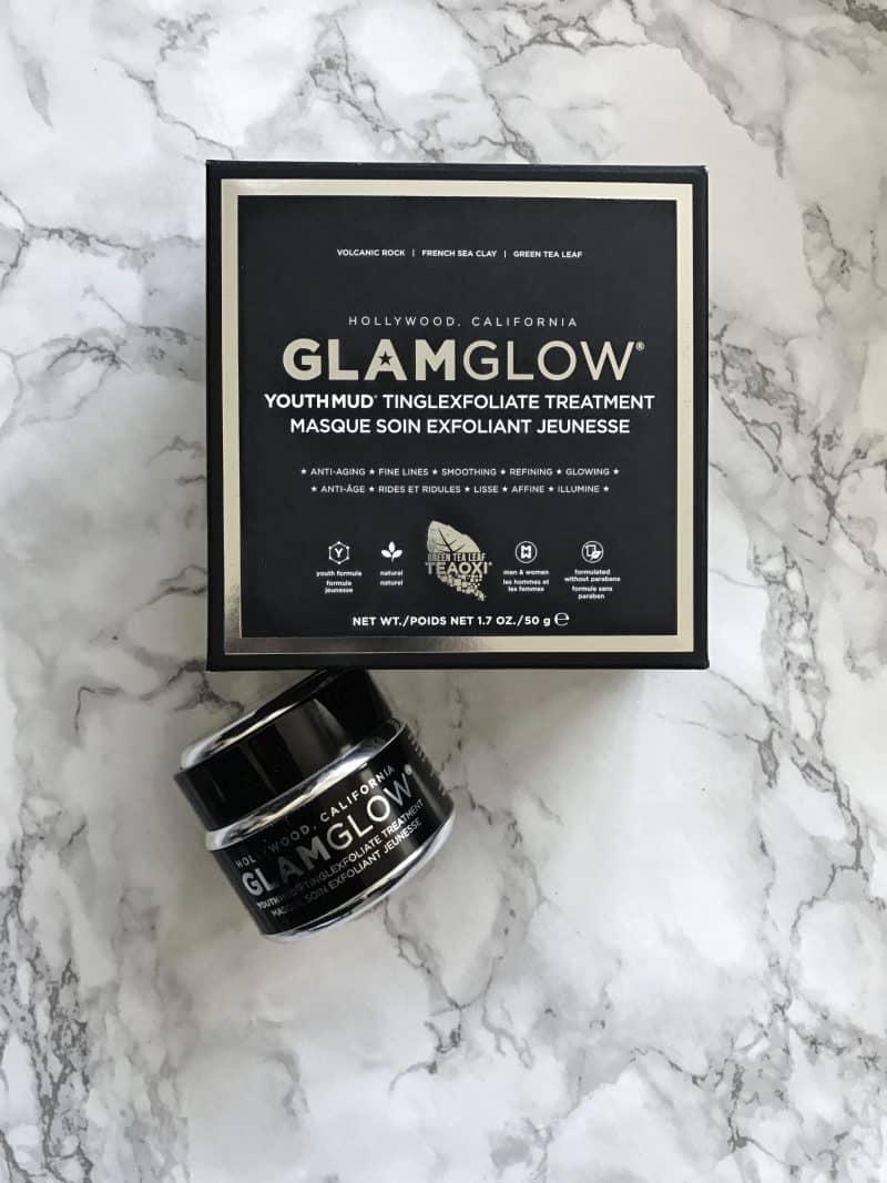 Glamglow du nettoyant moussant au masque soin exfoliant