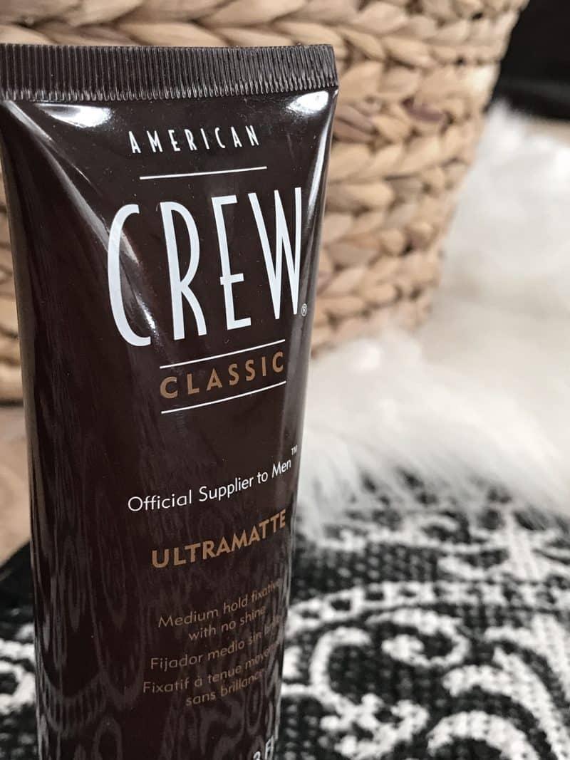 American Crew Classic Ultramatte