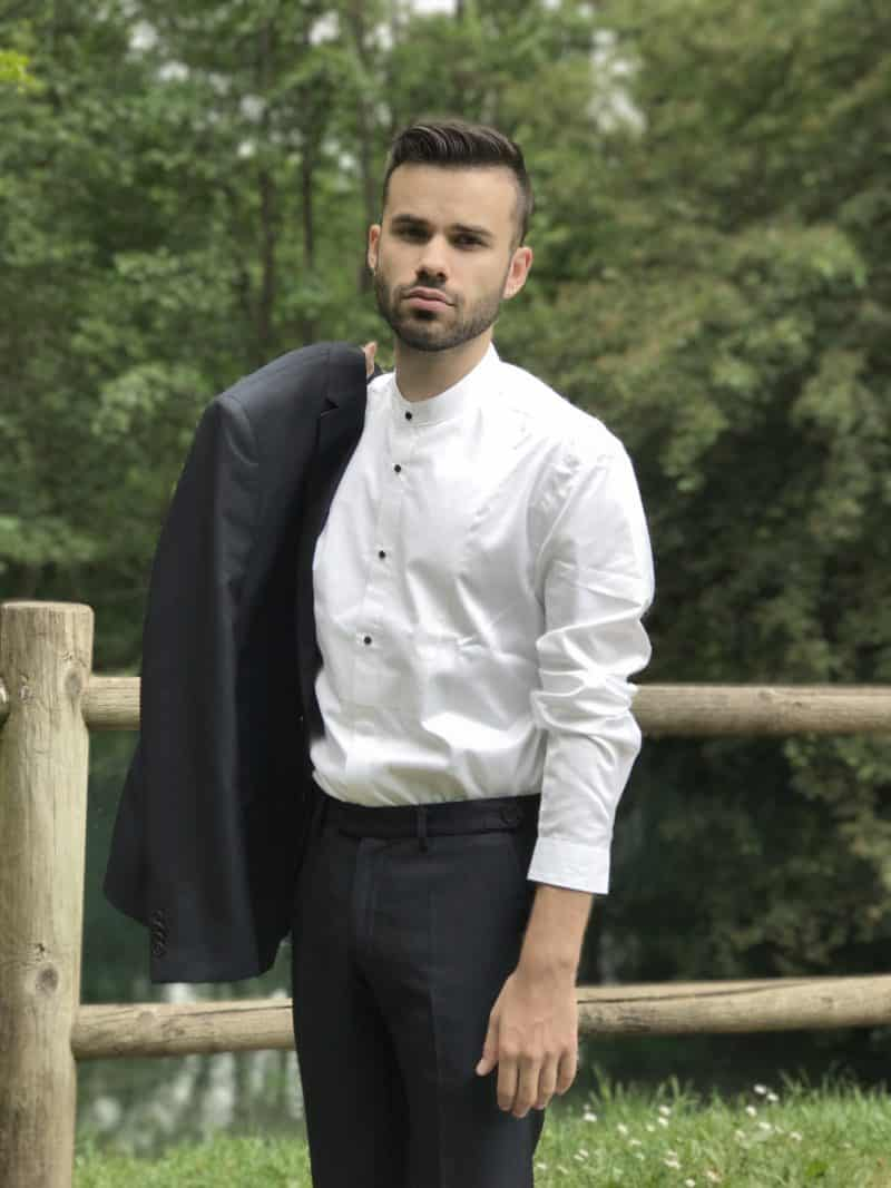 Jules mariage homme