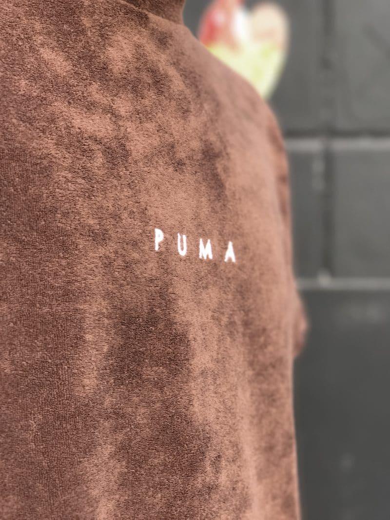 Puma tissu éponge