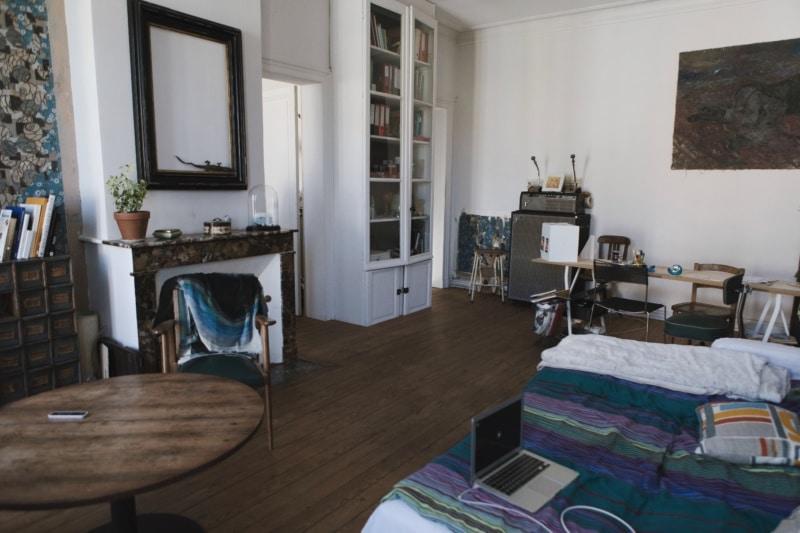Airbnb bordeaux vintage original