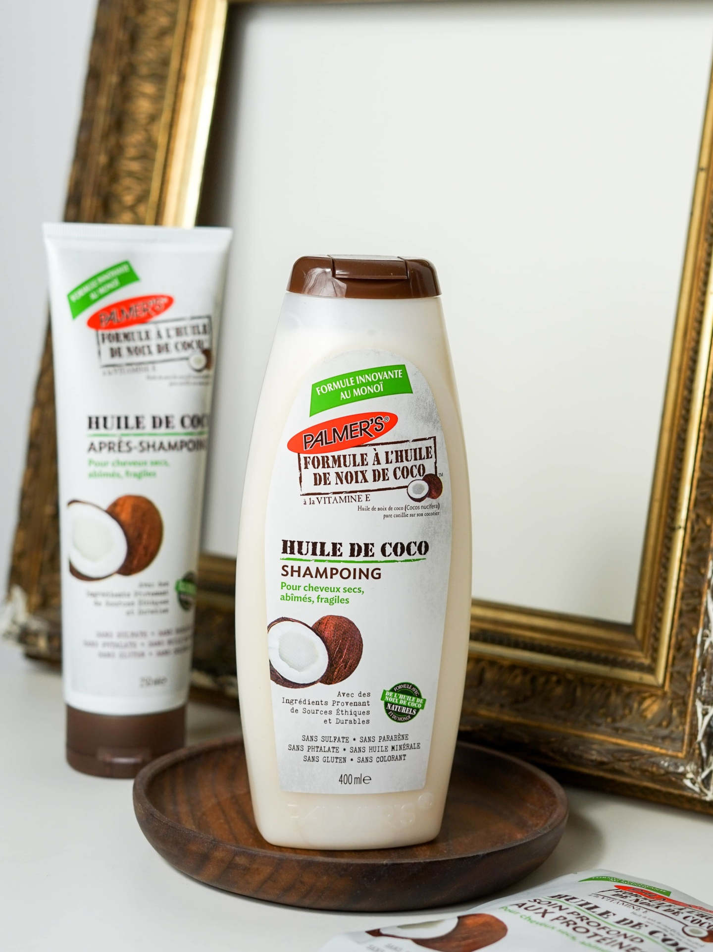 Palmers avis shampooing coco cheveux