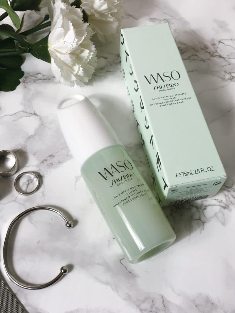 Shiseido-Waso-creme-matifiante