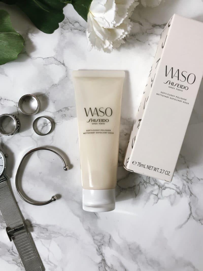 Shiseido-Waso-exfoliant