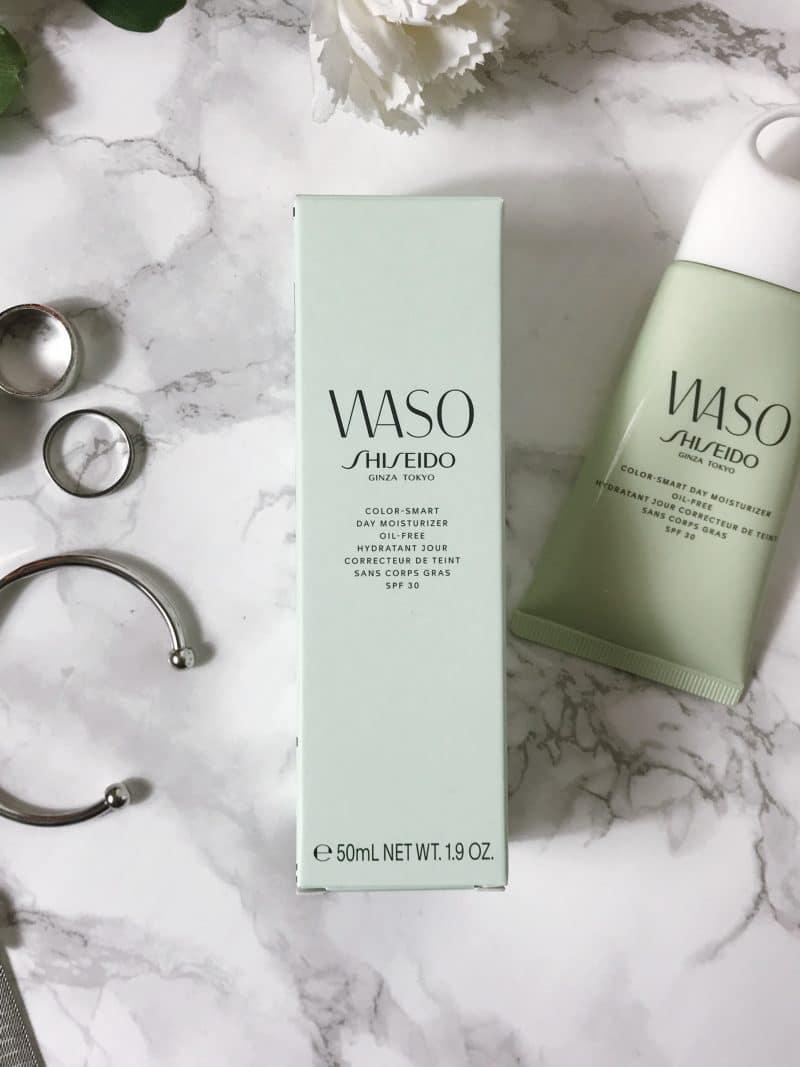 Shiseido-Waso-hydratant-jour-correcteur-teint-matifiant