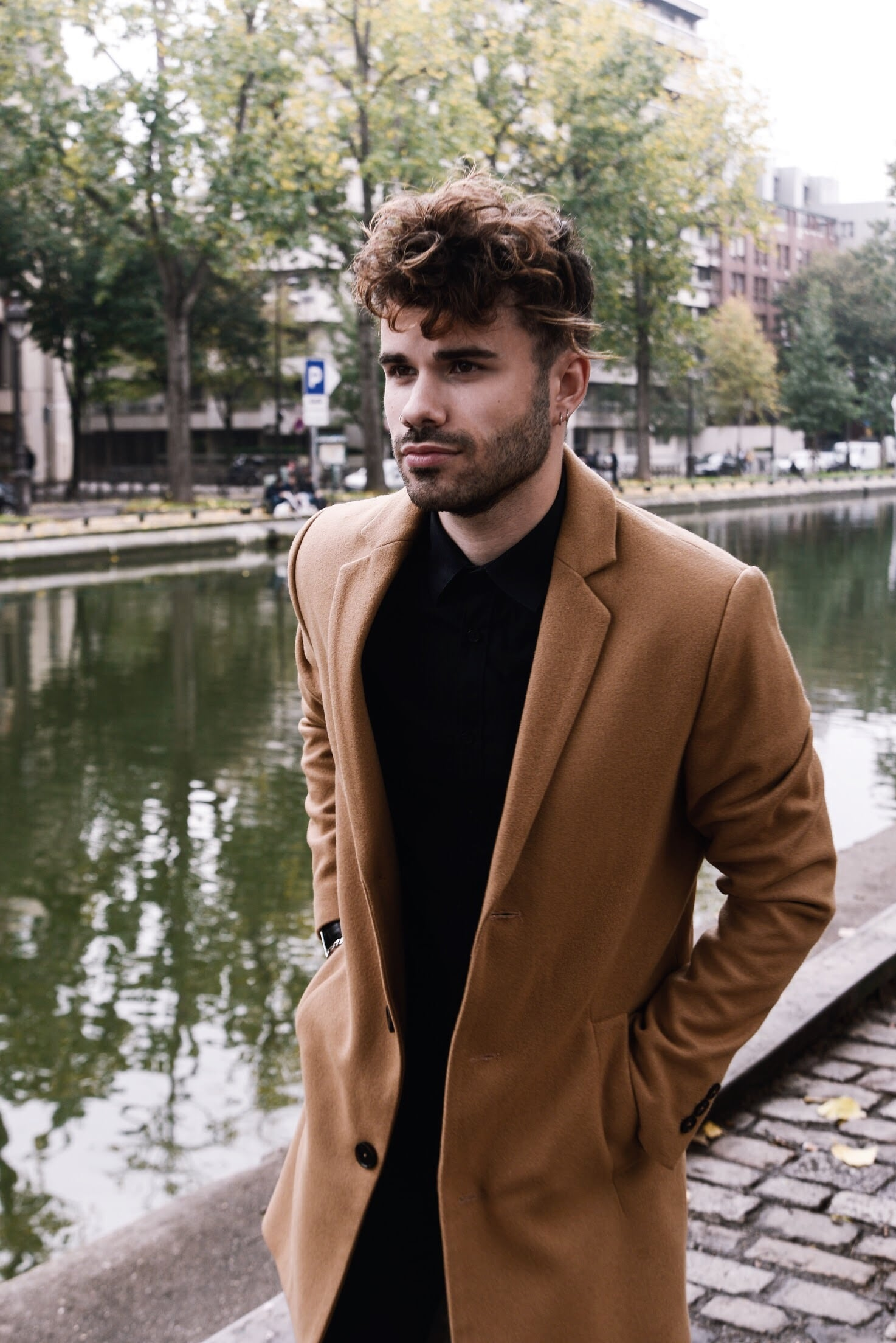 Manteau Brice Style Wtxqfxev In Hiver Enzo Long Homme Wcqxwipe8t Camel San1Oxwq