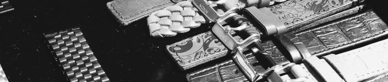montre nixon custom bar