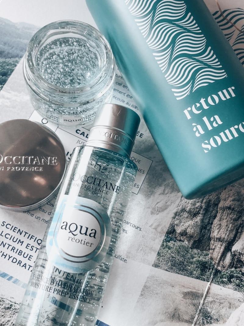 L'Occitane Aqua Reotier avis test
