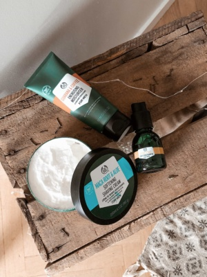 The Body Shop barbe test avis