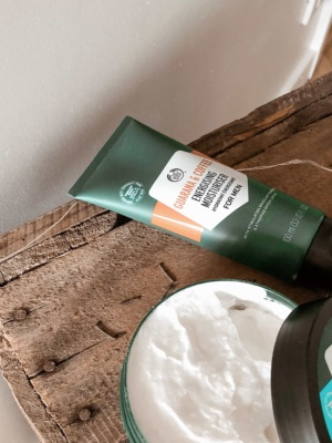 The Body Shop soins barbe avis