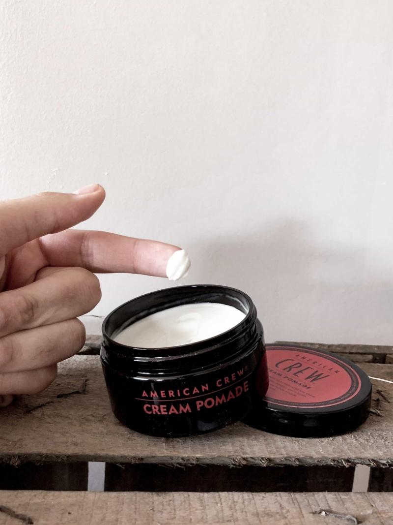 American Crew Cream Pomade crème pommade avis