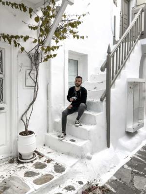 Enzo in Style vu sur Instagram