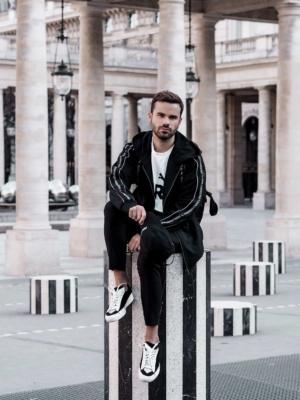Karl x Puma collaboration