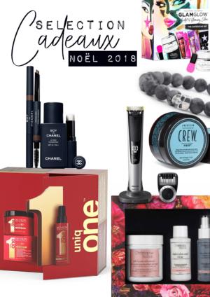 cadeaux noel 2018 blog beauté homme