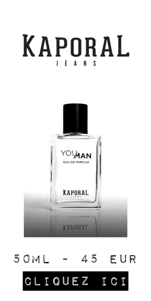 kaporal parfum you man