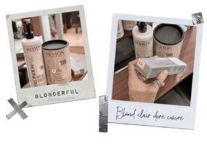 blond clair doré revlon professional blonderful