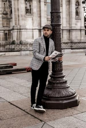 mode vintage homme
