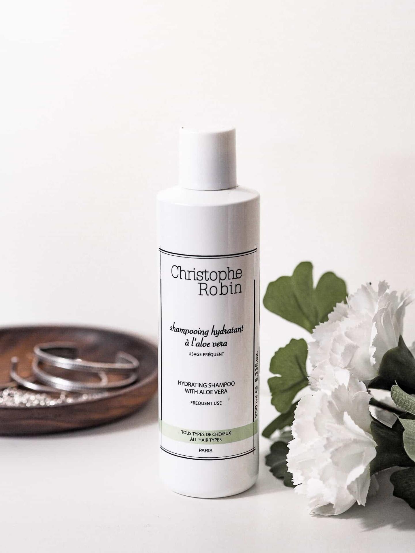 Christophe Robin Aloe Vera shampooing hydratant