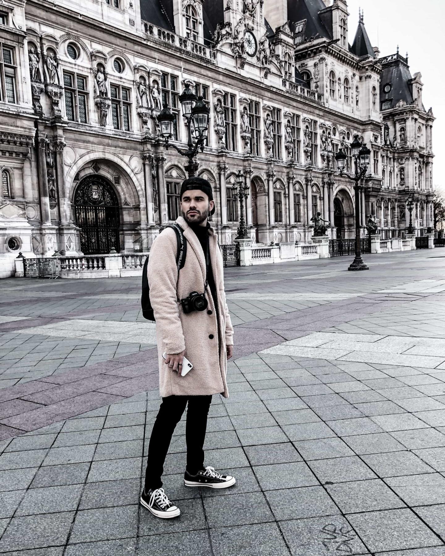 blog homme manteau doudoune homme beige
