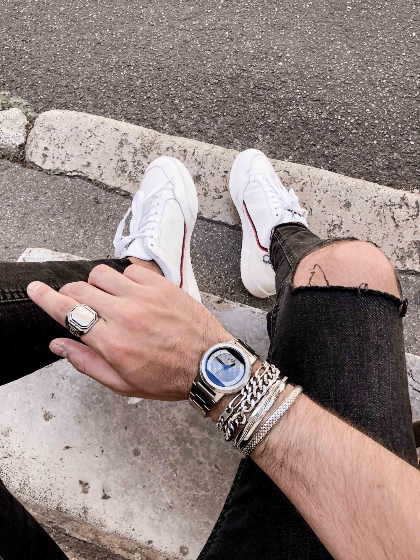 adidas continental fob Paris montre