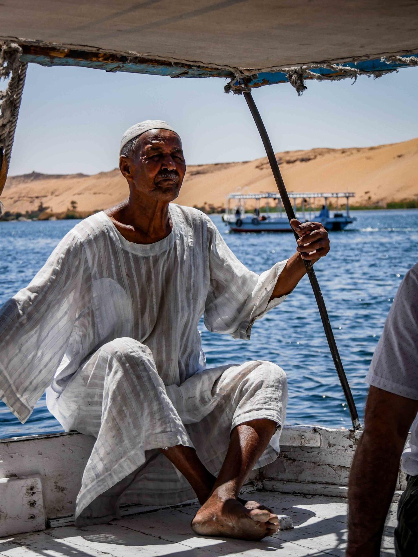 egypte bateau nil