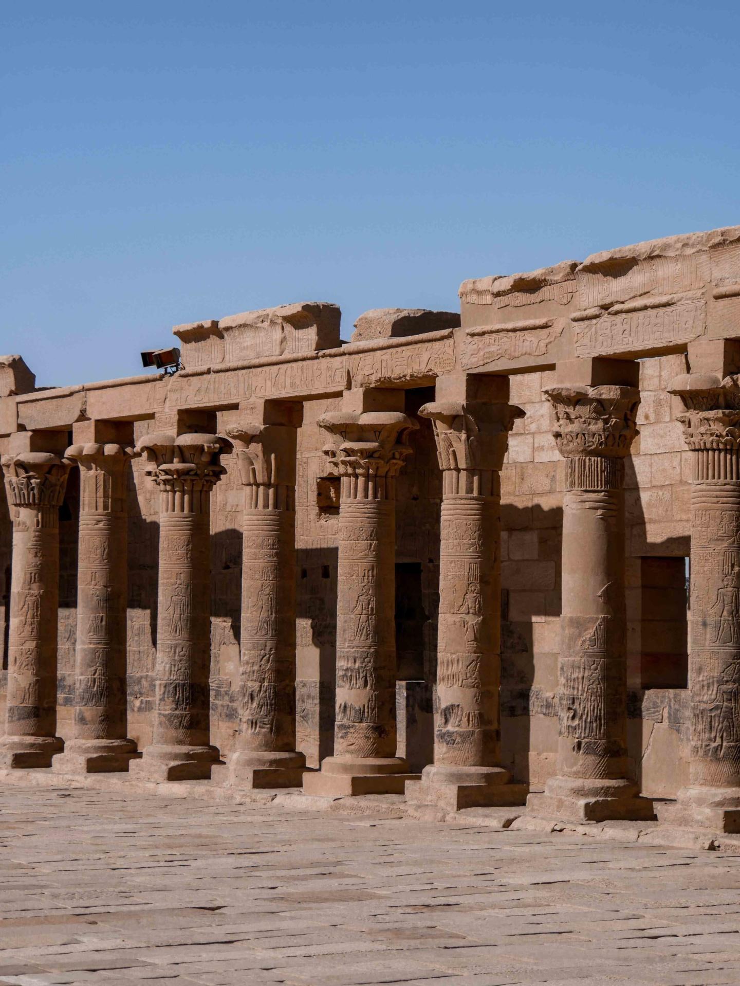 temple de phiale