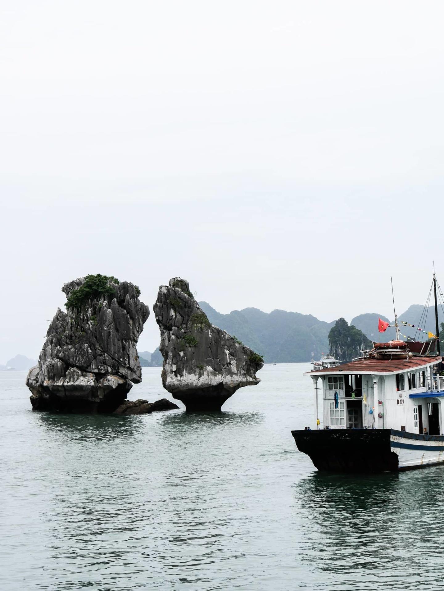 baie d'halong que faire