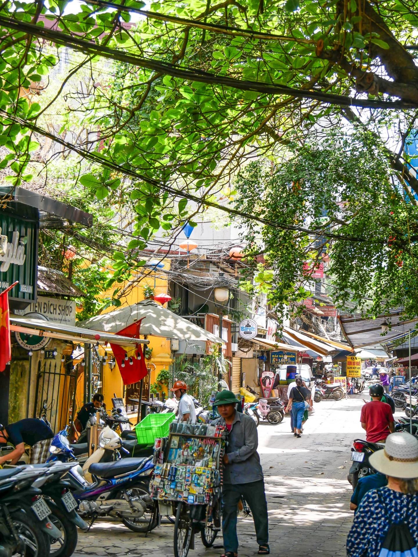 voyage au vietnam ruelles