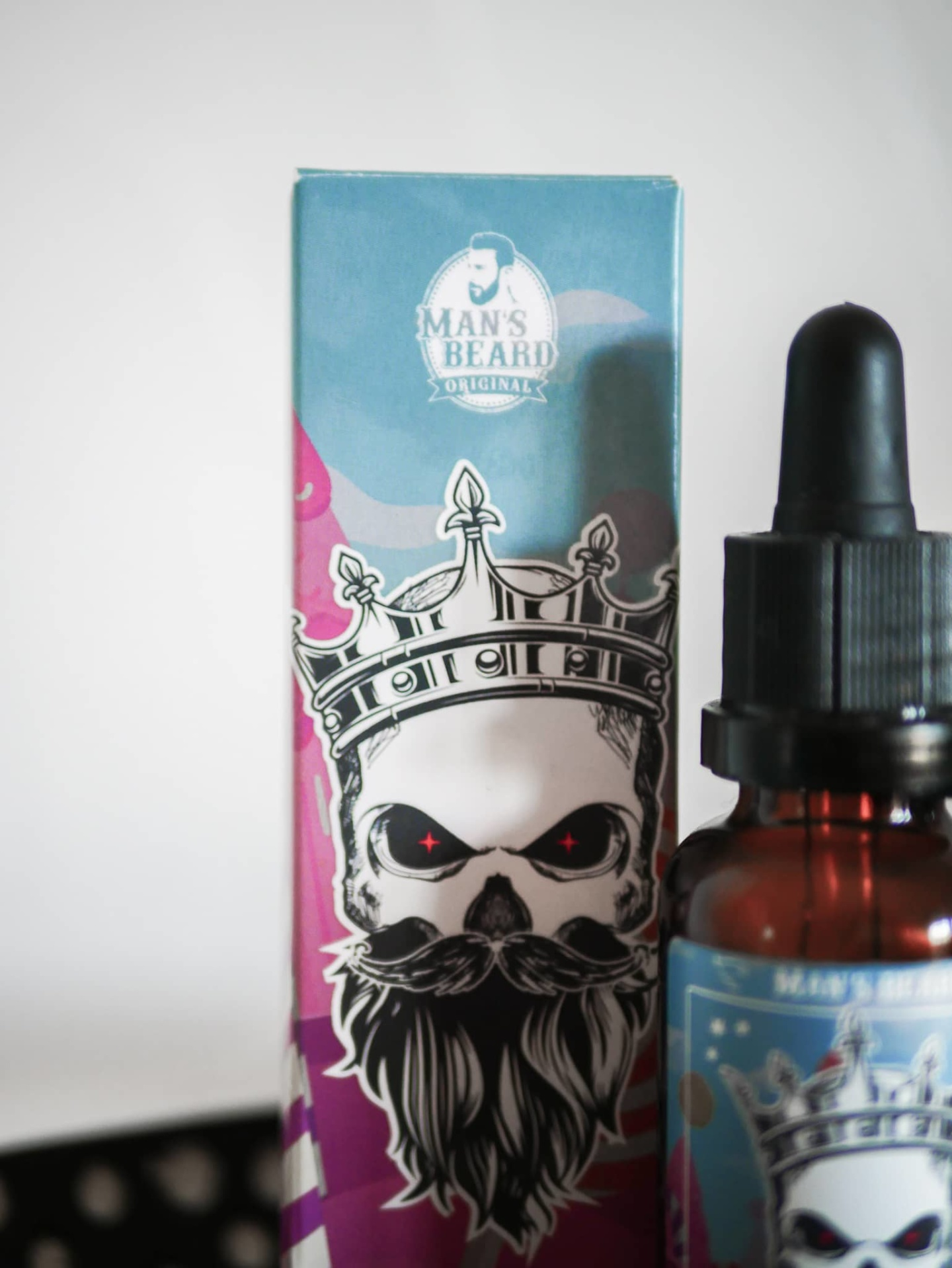 huile de barbe canne à sucre
