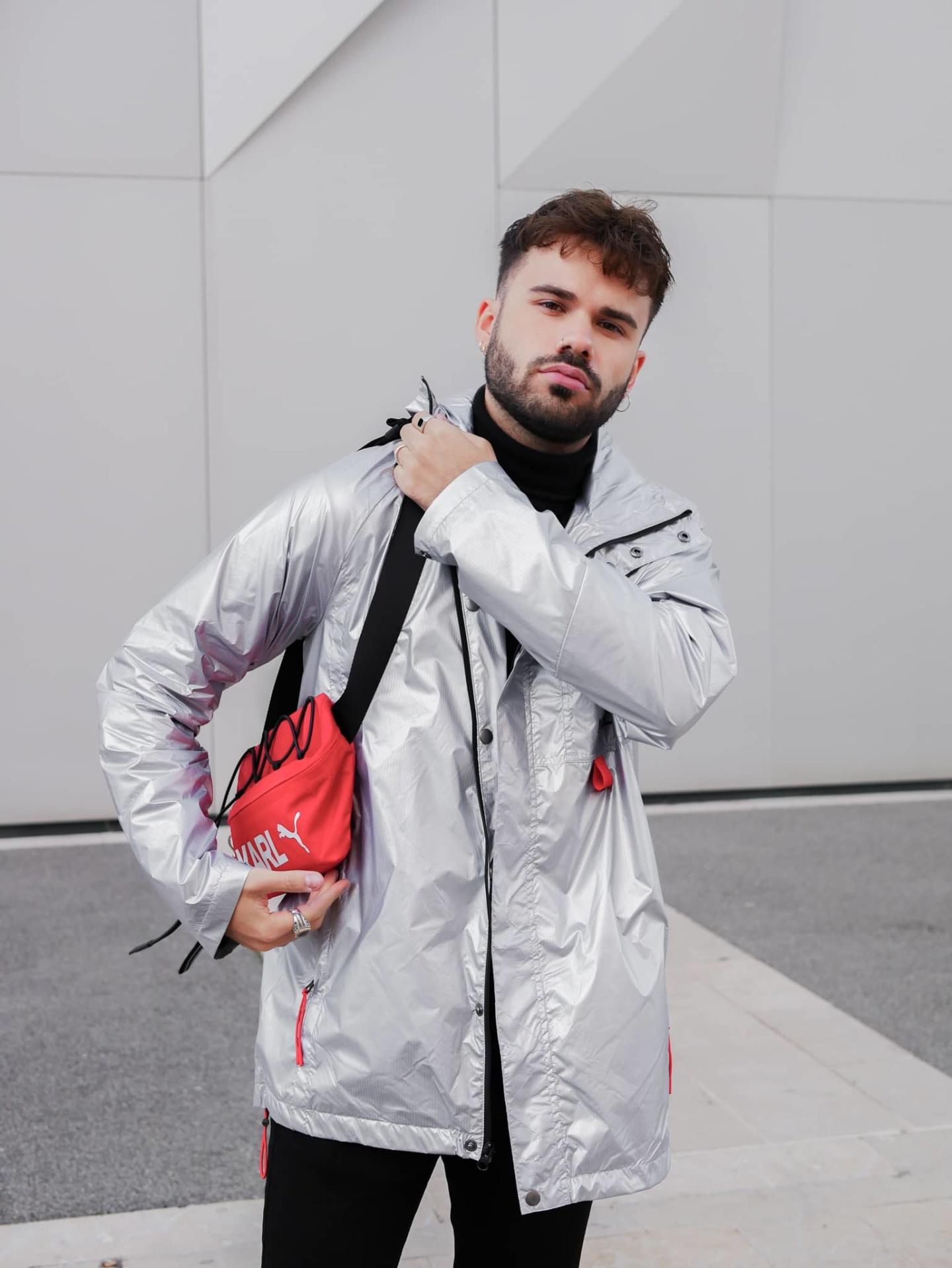 Karl Lagerfeld Puma 2019 aluminium