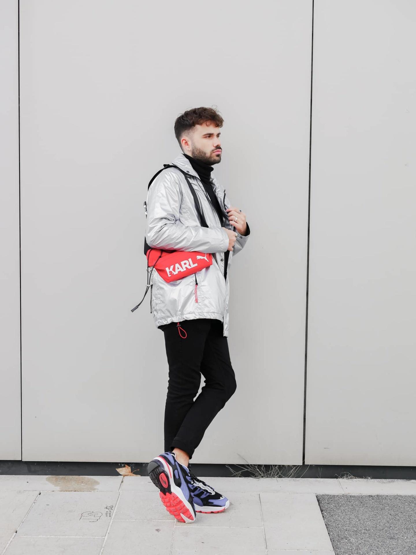 Karl Lagerfeld Puma 2019 chaussures