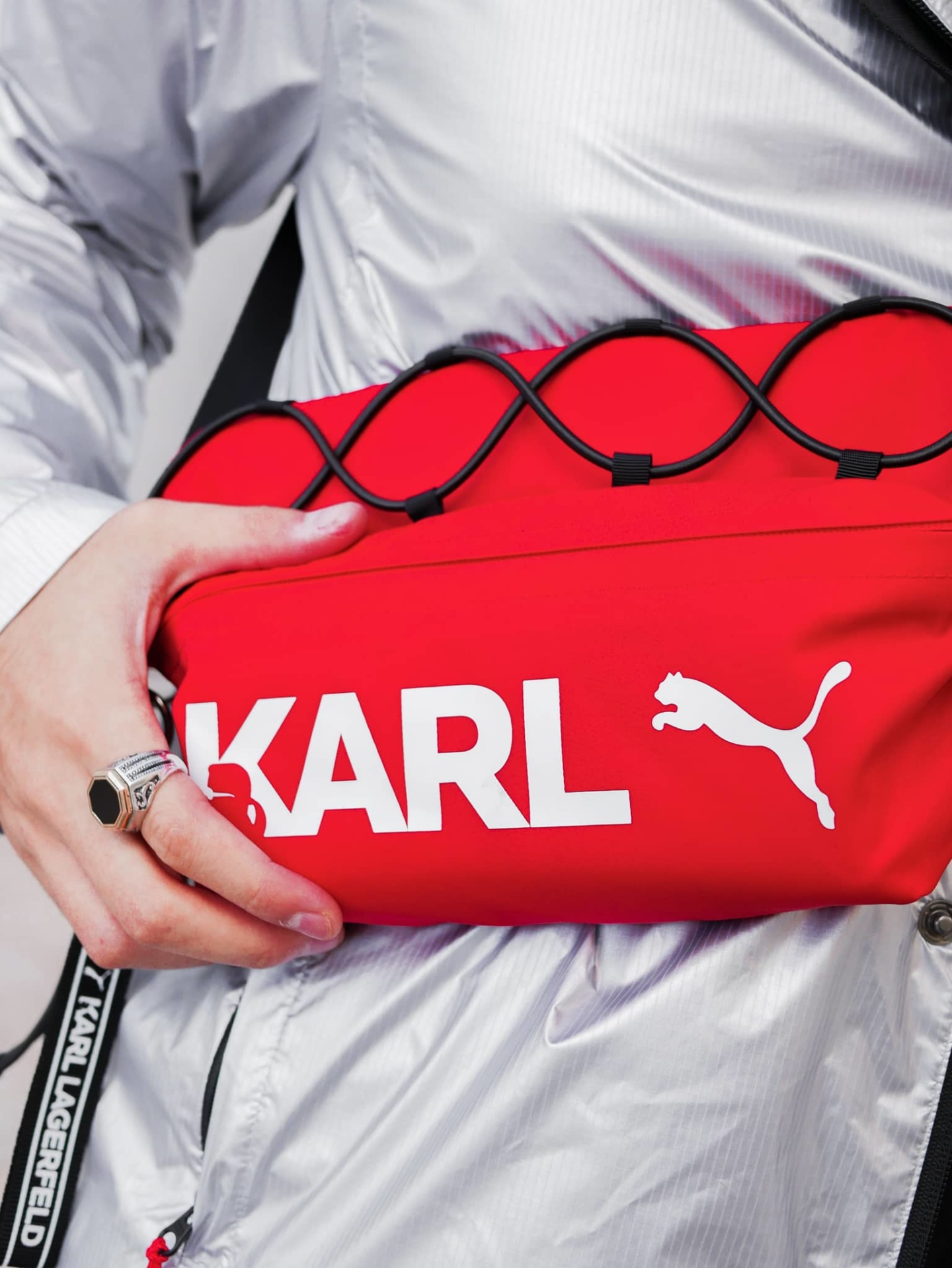 Karl Lagerfeld Puma 2019 collaboration