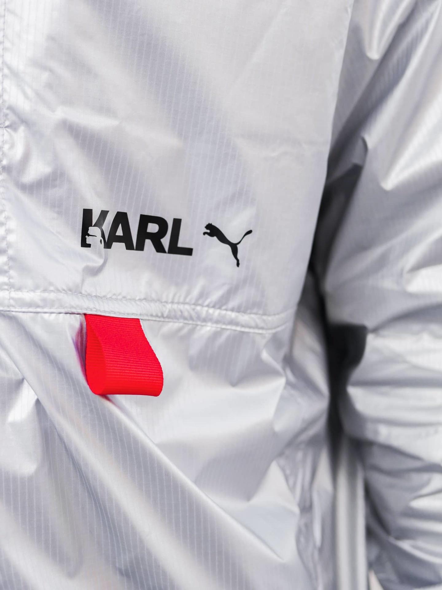 Karl Lagerfeld Puma 2019 logo
