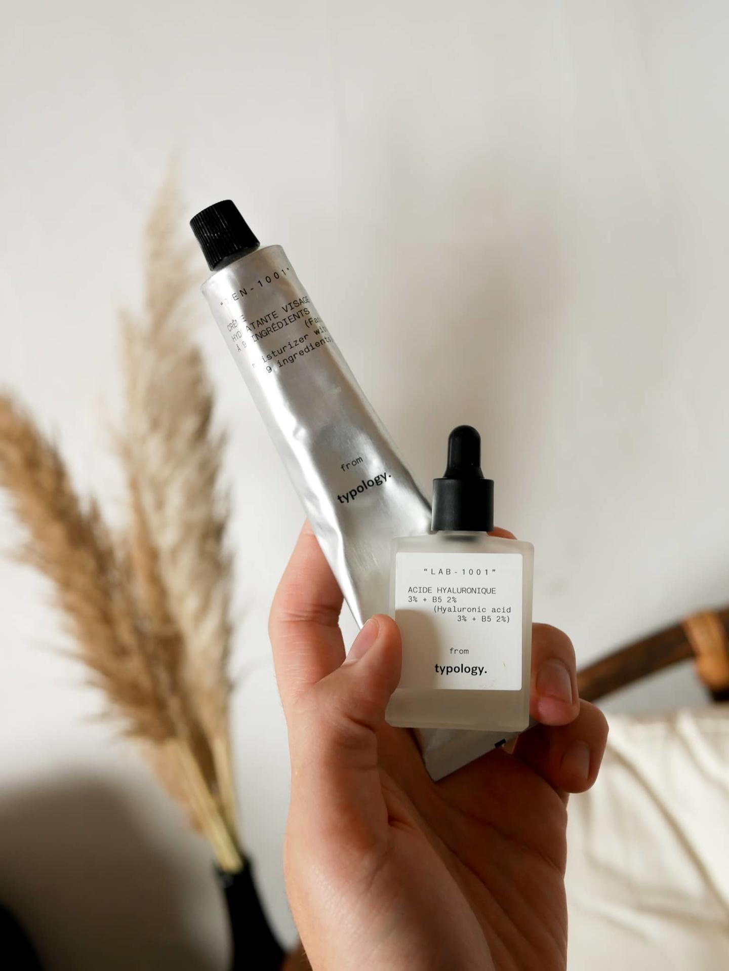 Typology crème serum hydratant avis