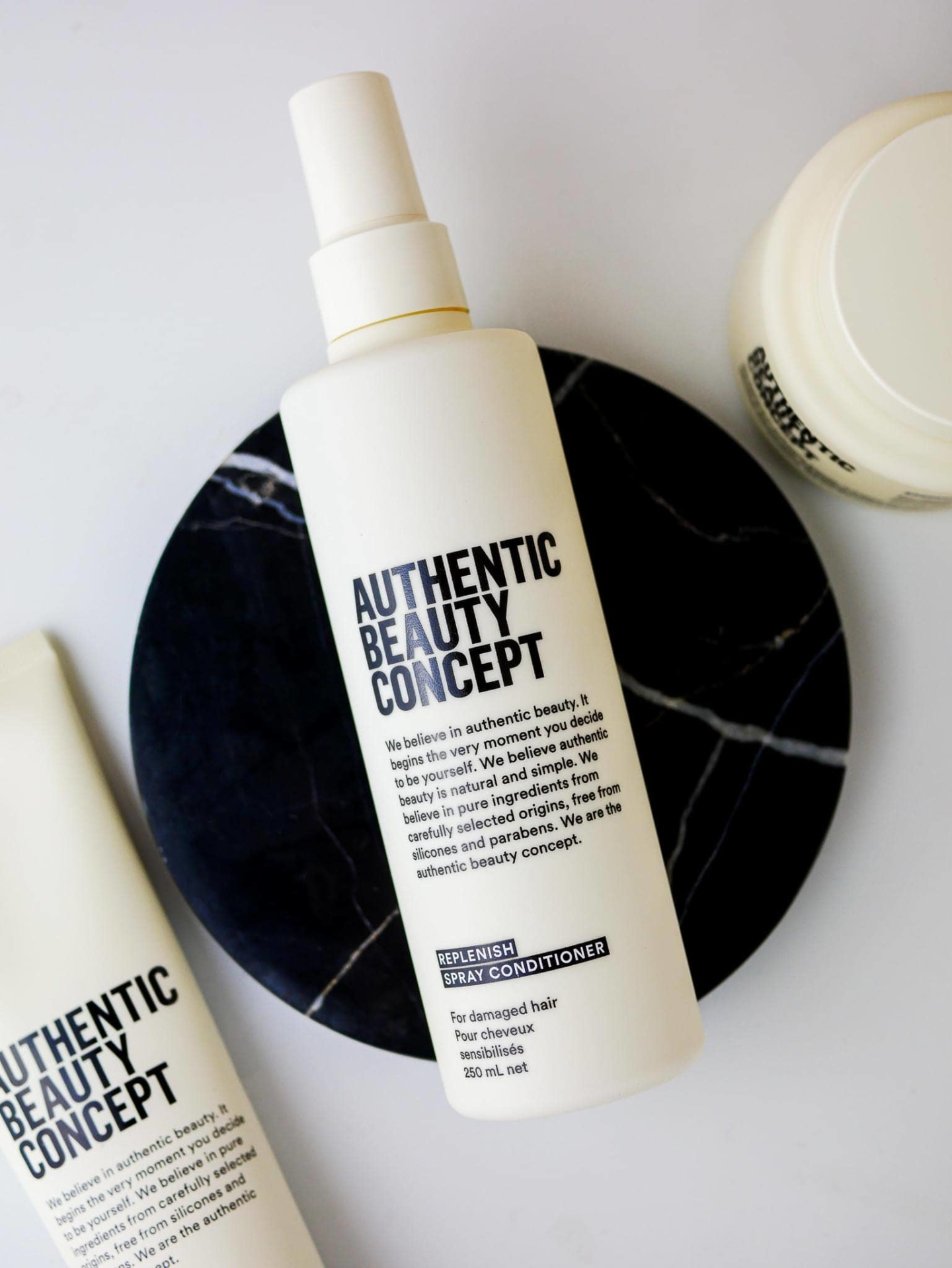 authentic beauty concept spray avis