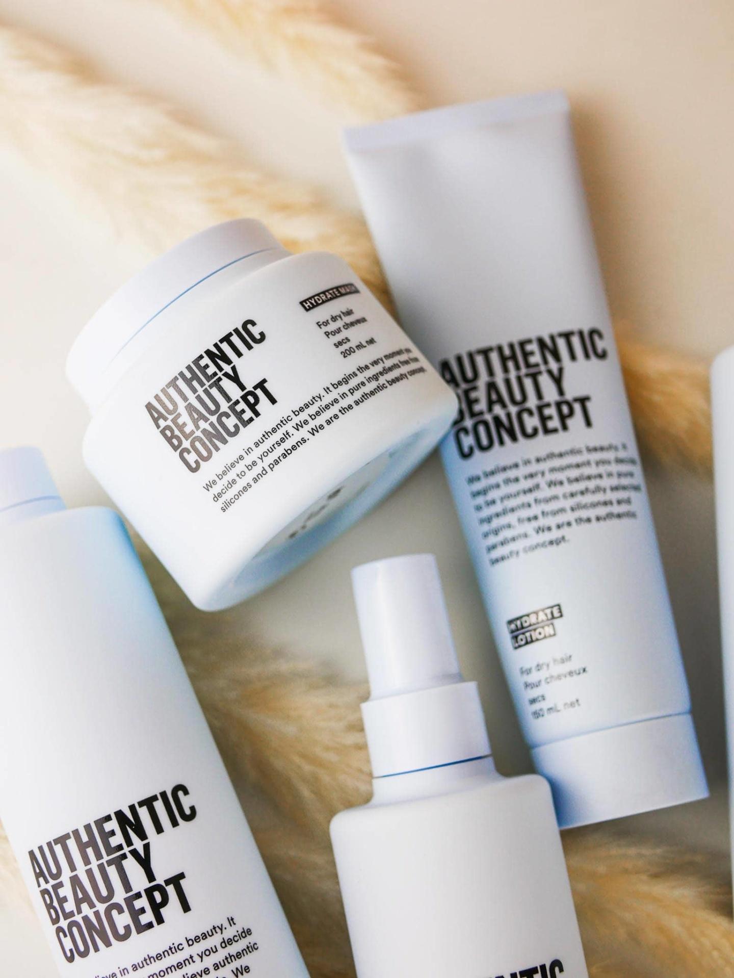 authentic beauty concept test