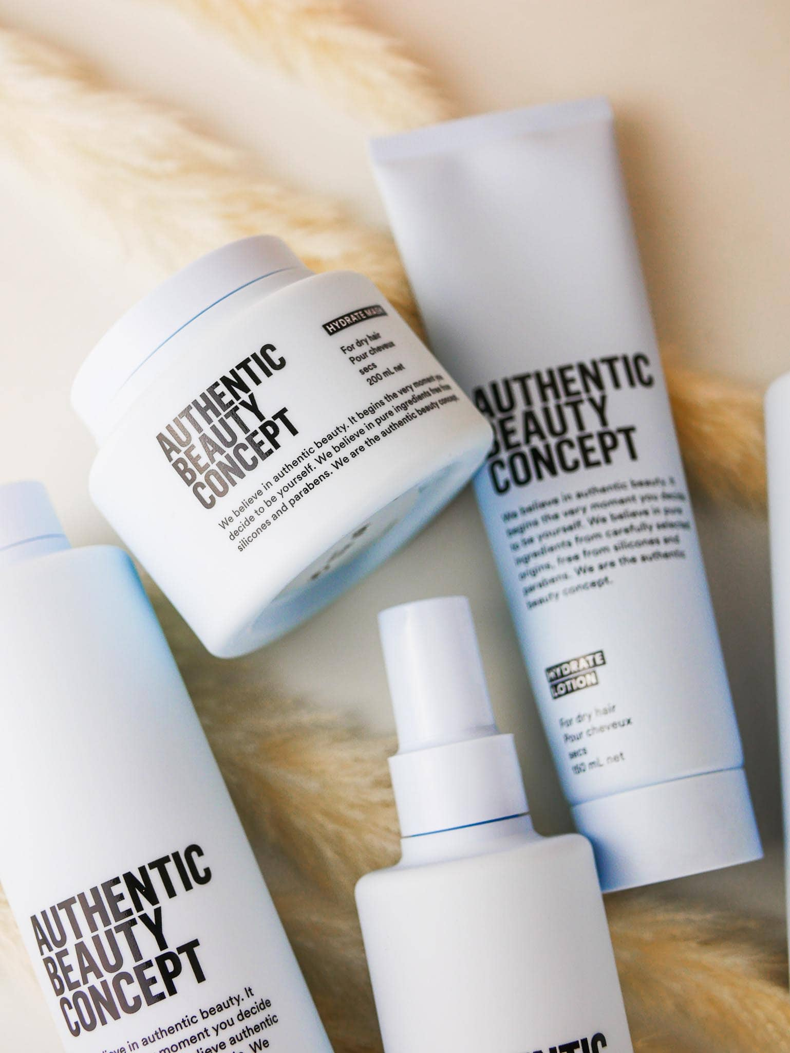 Authentic Beauty Concept :  Gamme hydratante & Gamme réparatrice | Avis
