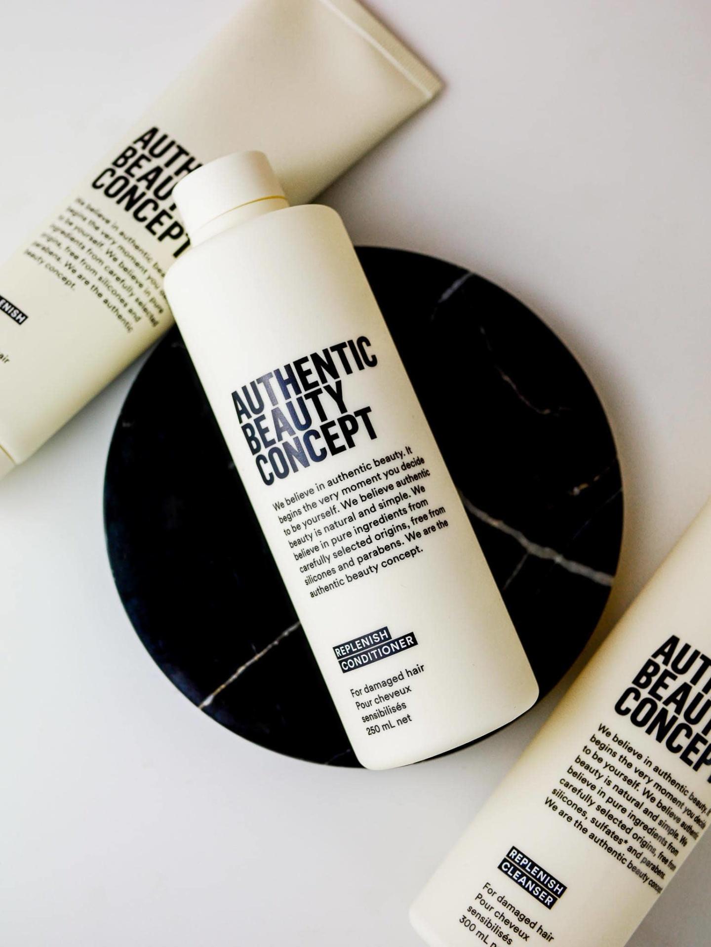 conditioner authentic beauty concept avis