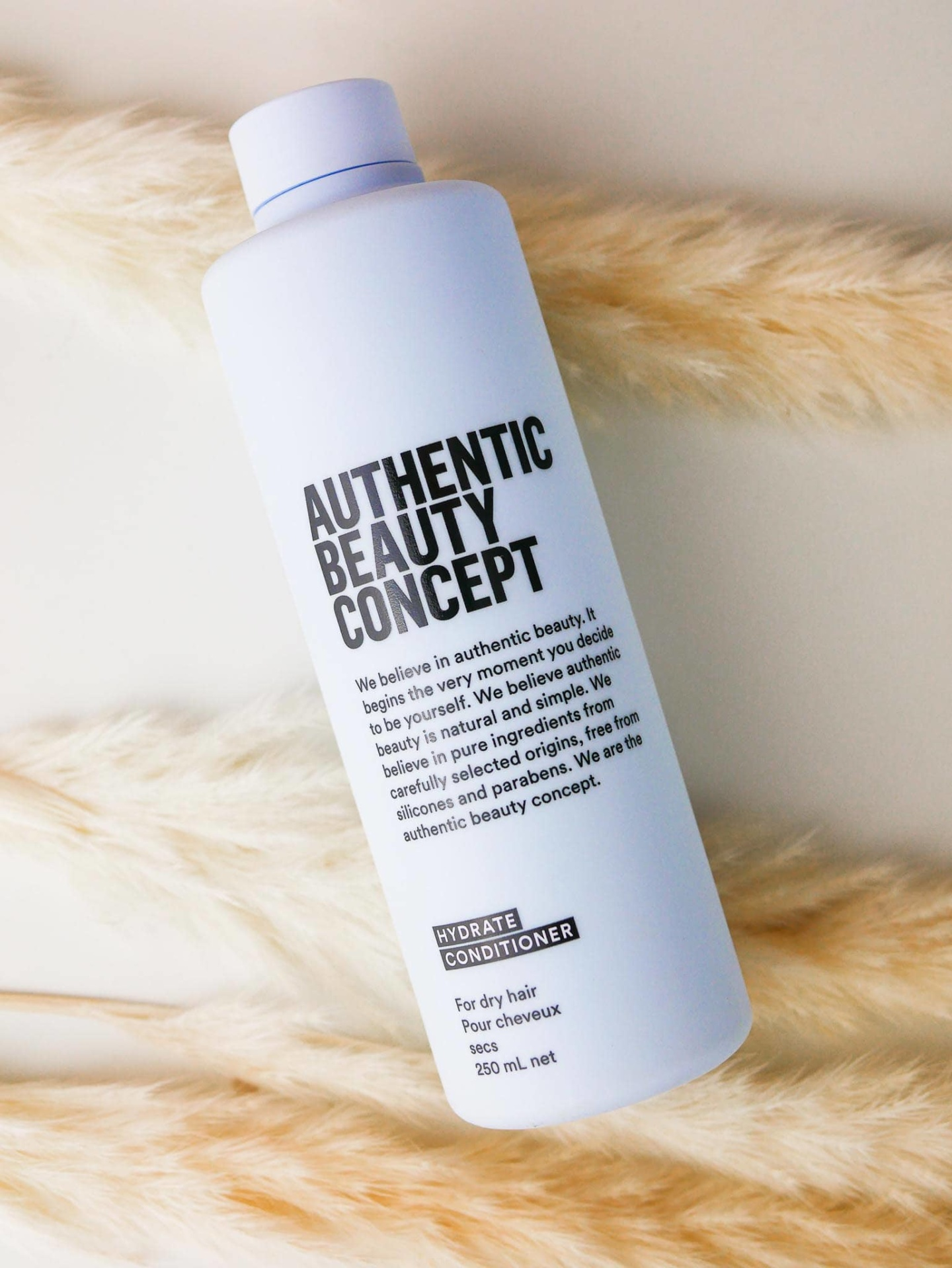 conditioner hydratant authentic beauty concept