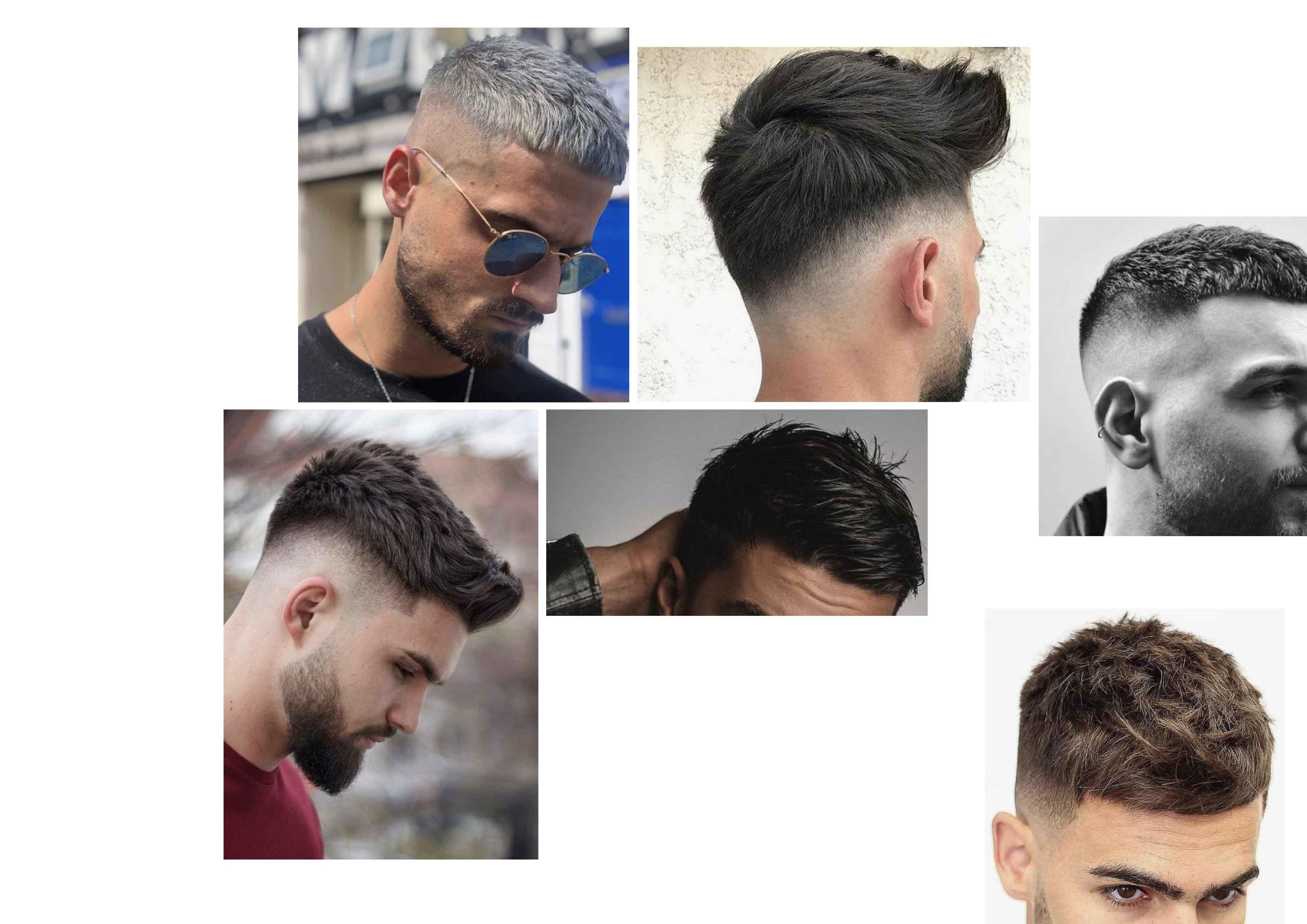 Coupe courte homme 2020 | Coiffures courtes cheveux courts homme