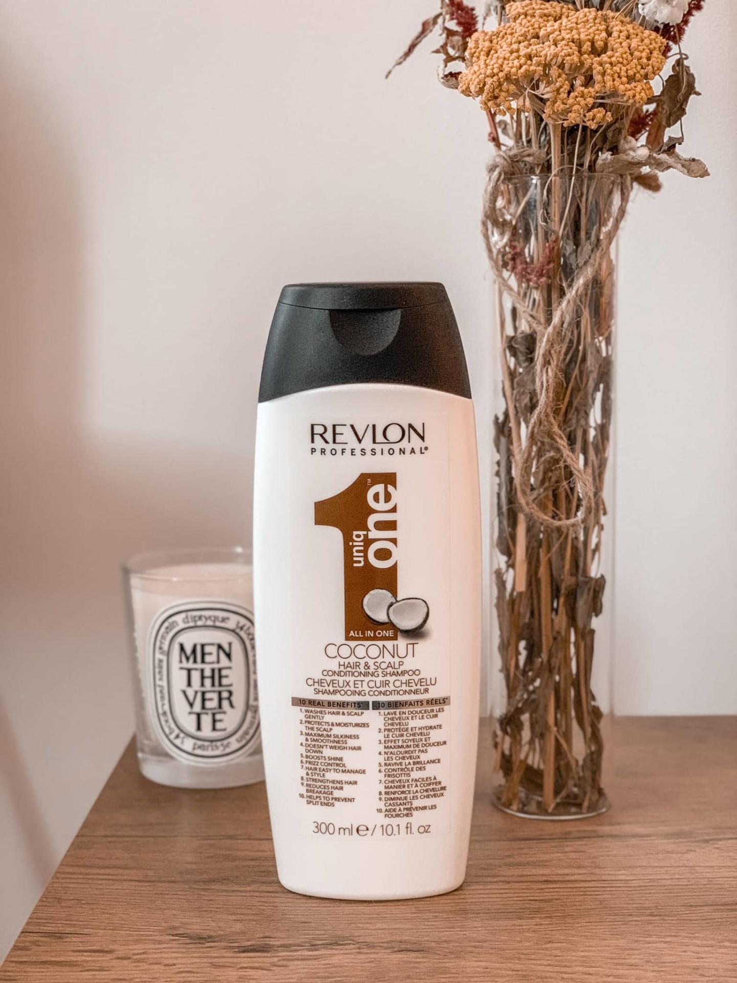 Revlon Professional shampoing Uniq One Coco
