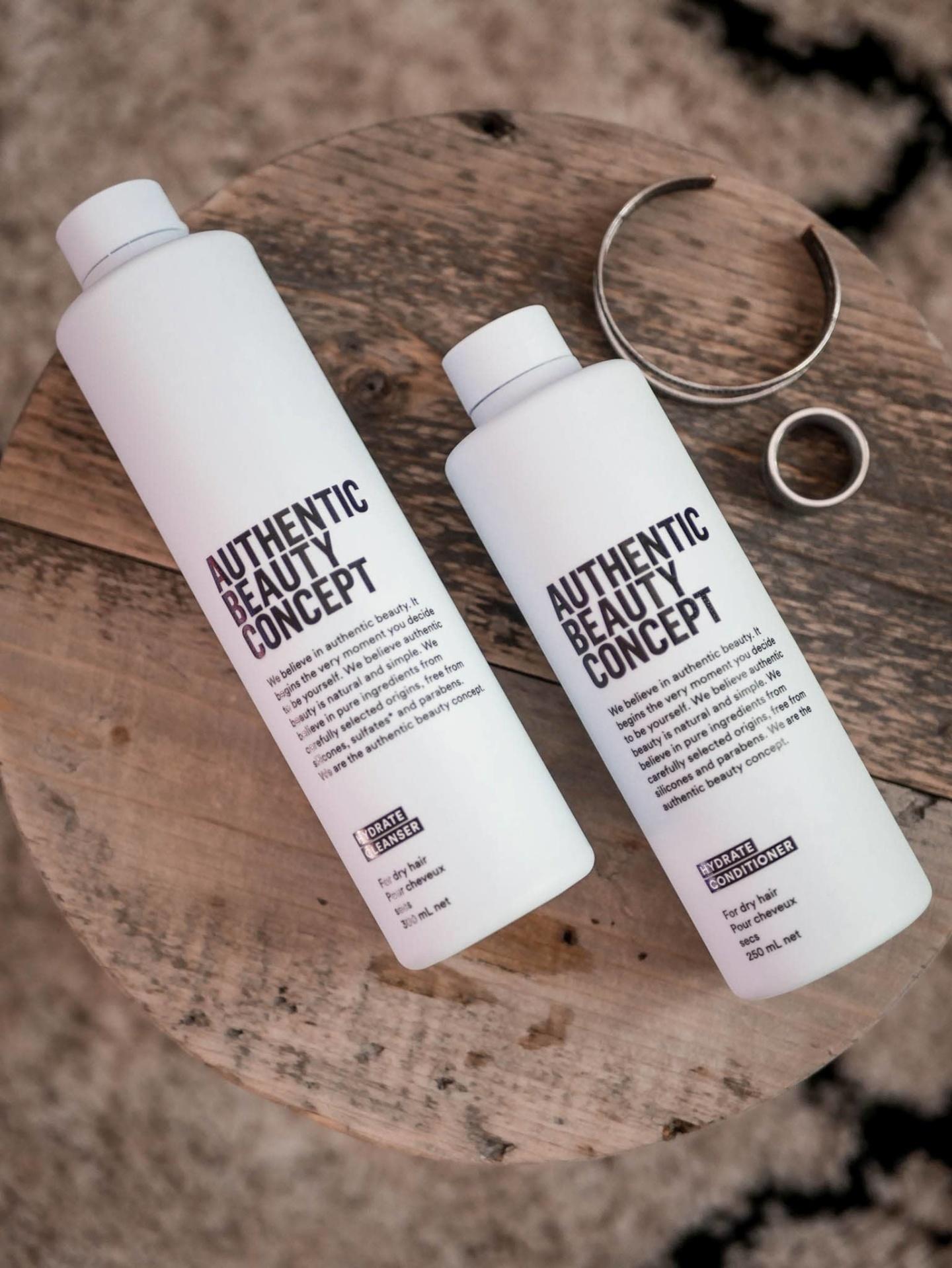 Authentic beauty concept bain hydratant avis