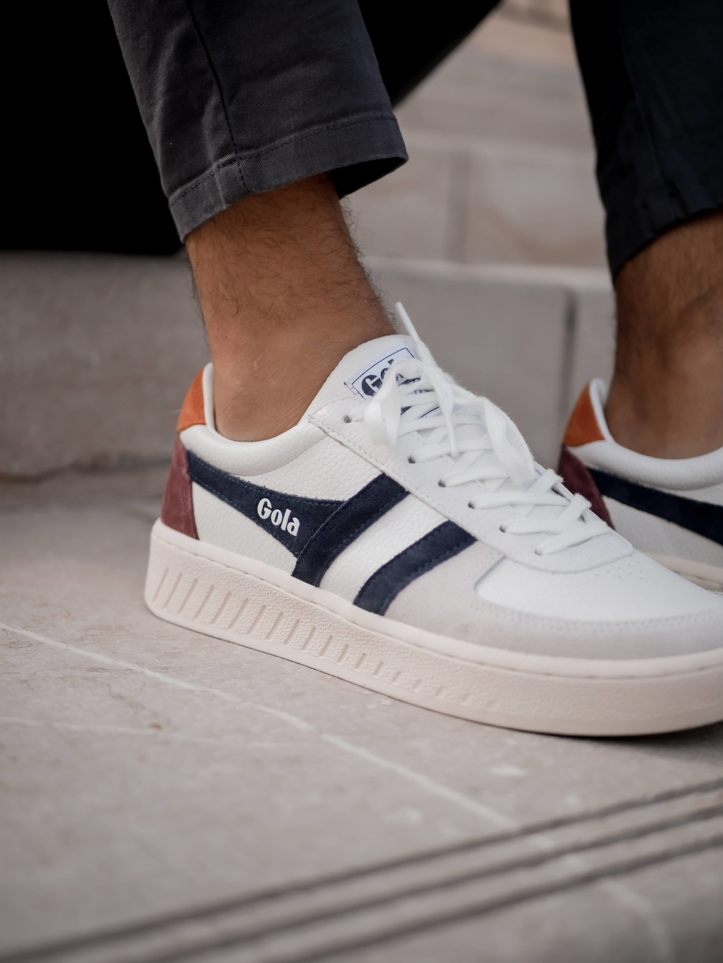 Chaussures Gola GrandSlam homme