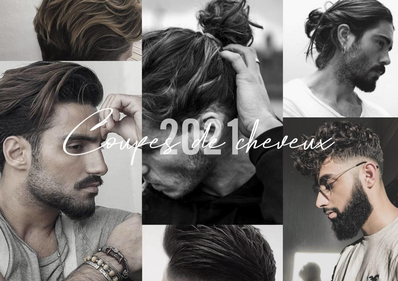 coupes de cheveux homme 2021