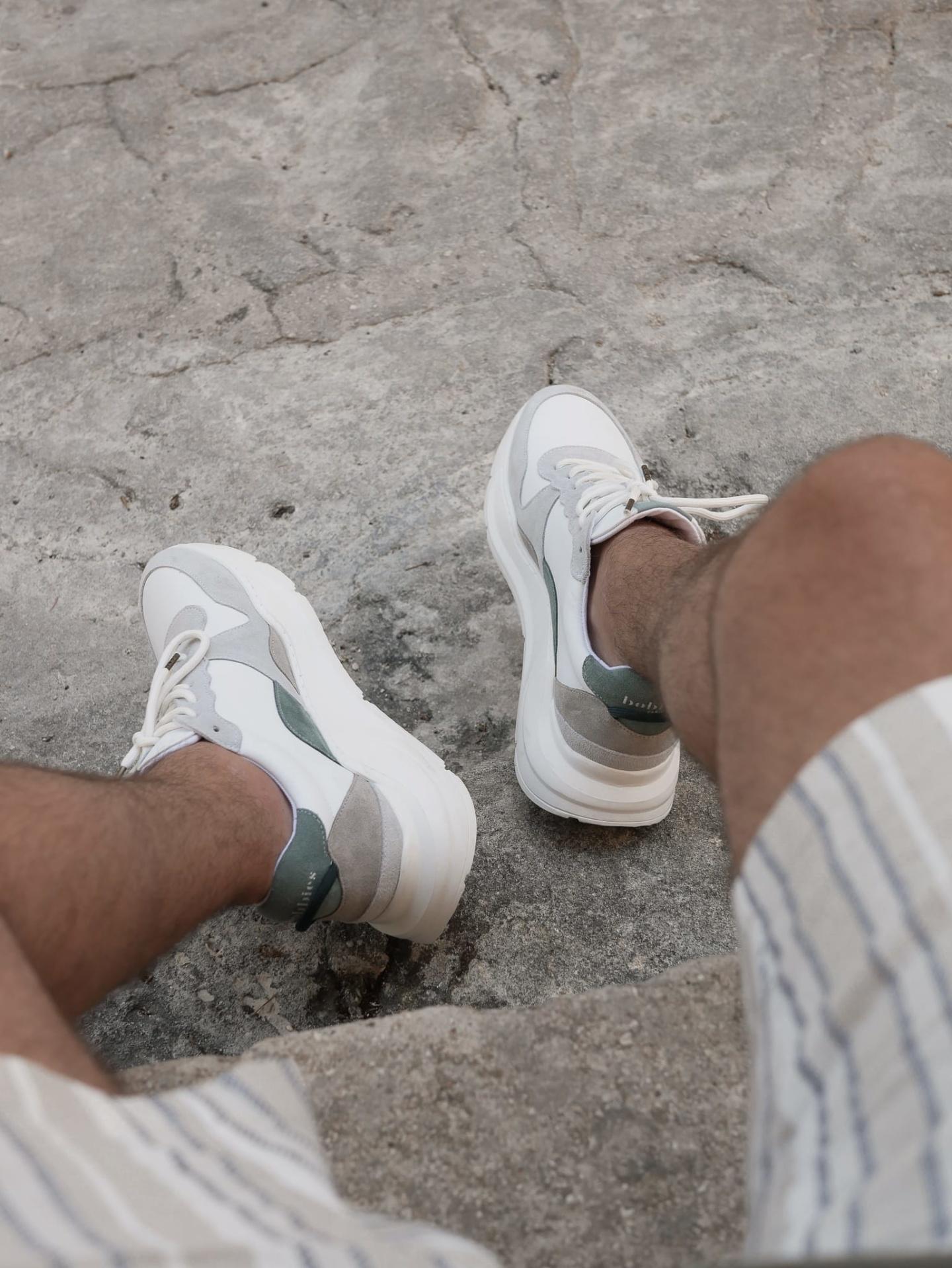 chaussures bobbies homme baskets Kurt